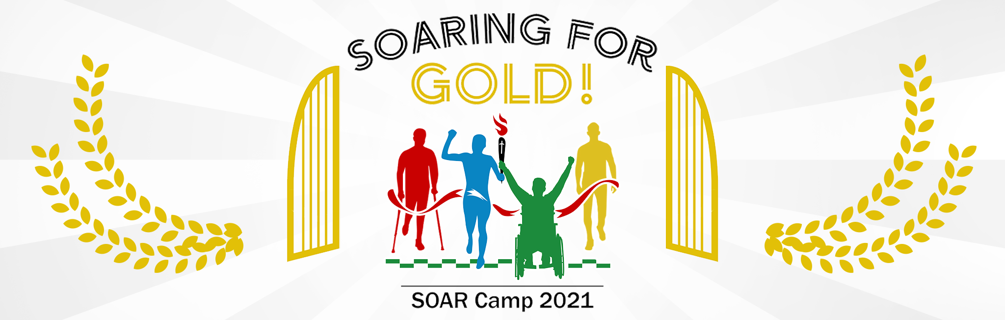 Soar Camp 2021 banner